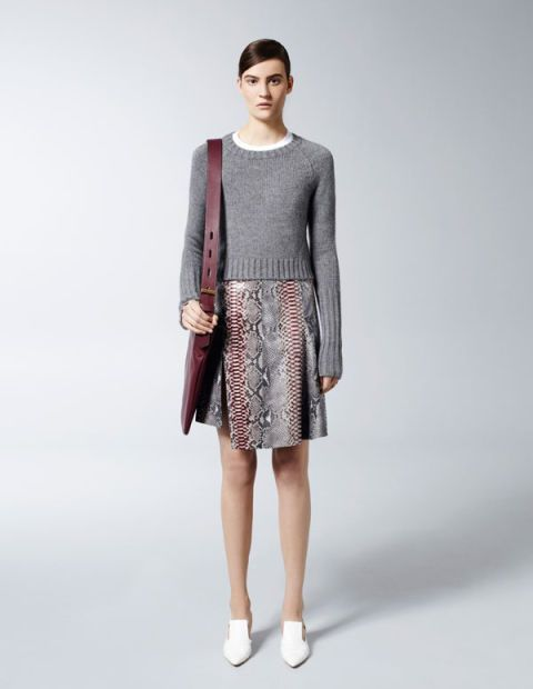 The Best Looks From Pre-Fall 2013 Reed Krakoff Pre-Fall 2013