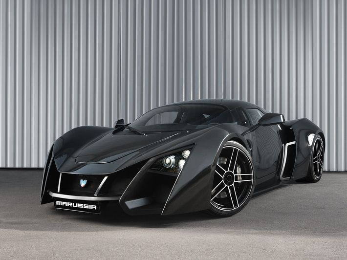 Beau Marussia   The First Russian Supercar. The Putin Escape Vehicle.