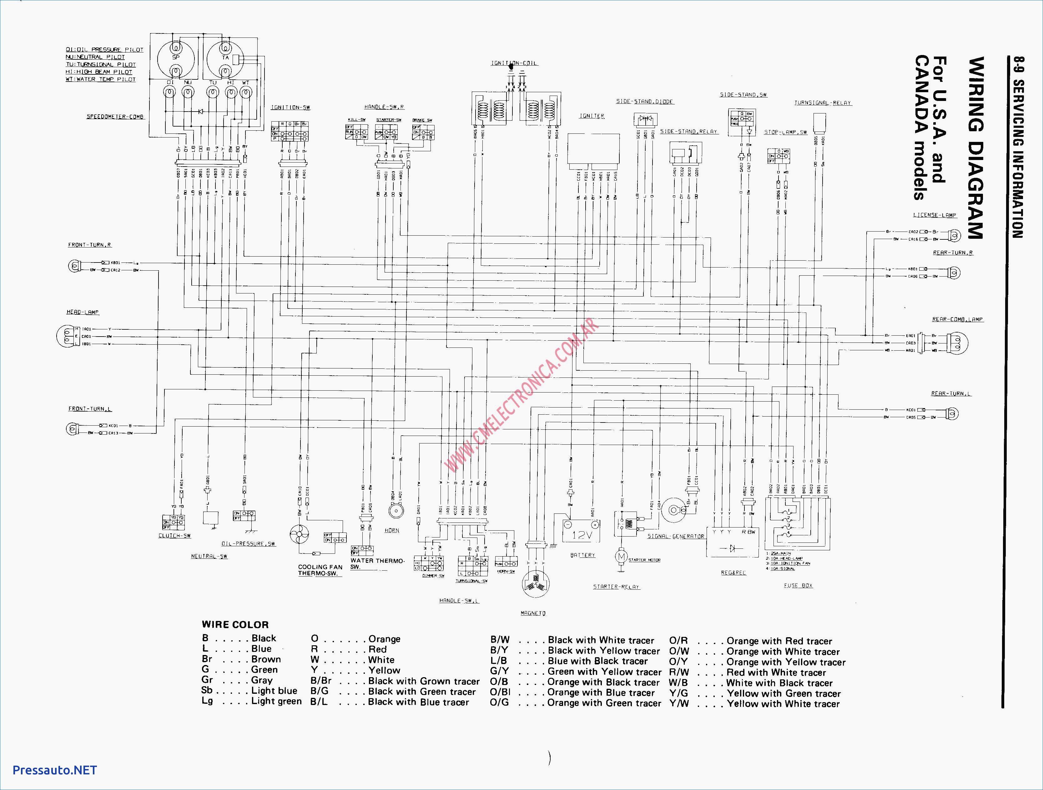 Warrior 350 Wiring Diagram