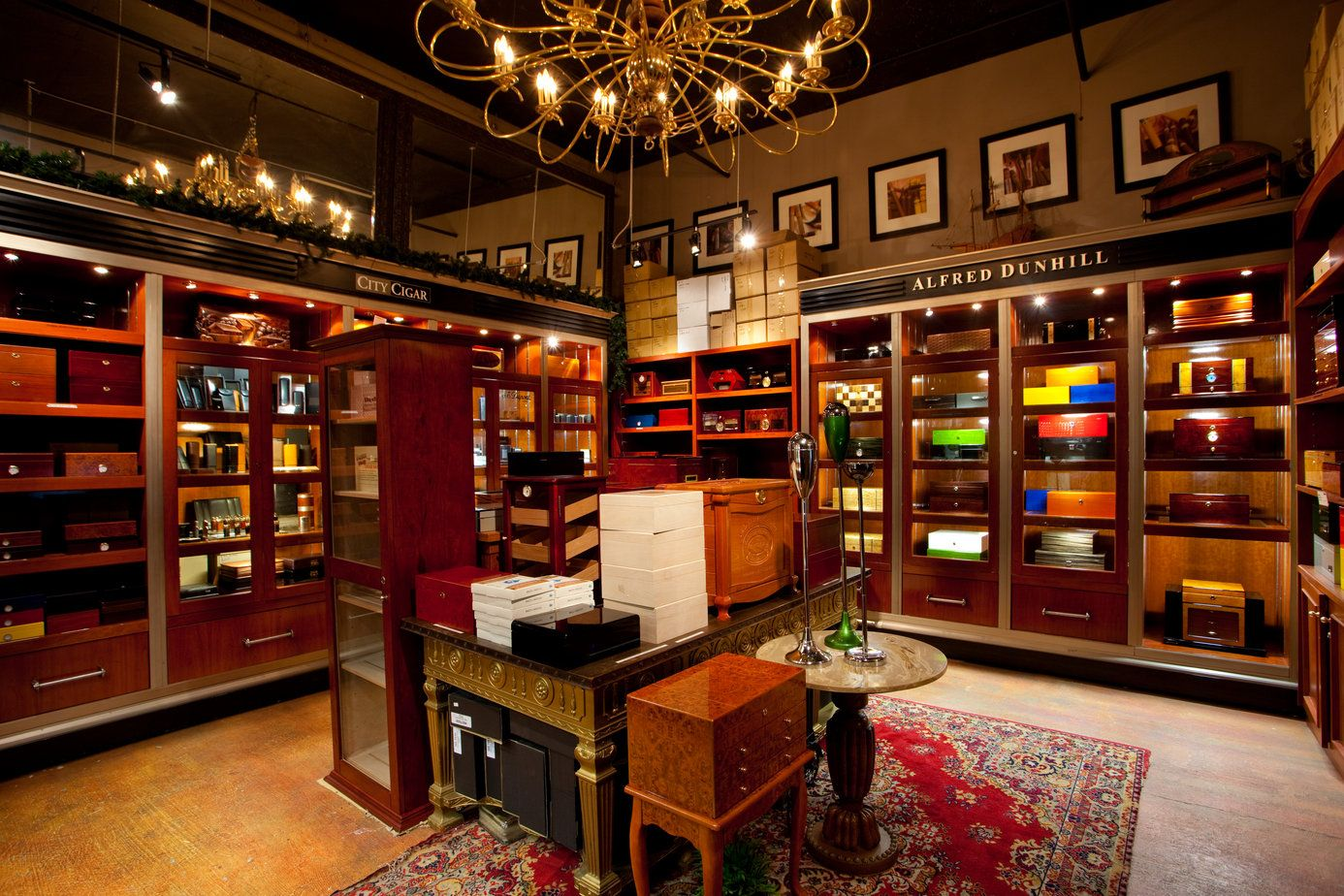 Cigar Store Liquor Display In 2018 Pinterest Cigars