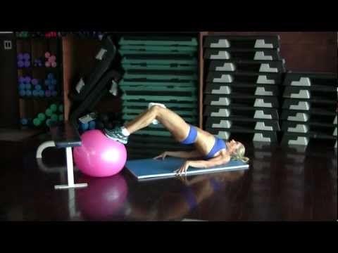 Belinda Benn's Bodyweight Workout Challenge - YouTube ... Belinda Benn Fitness