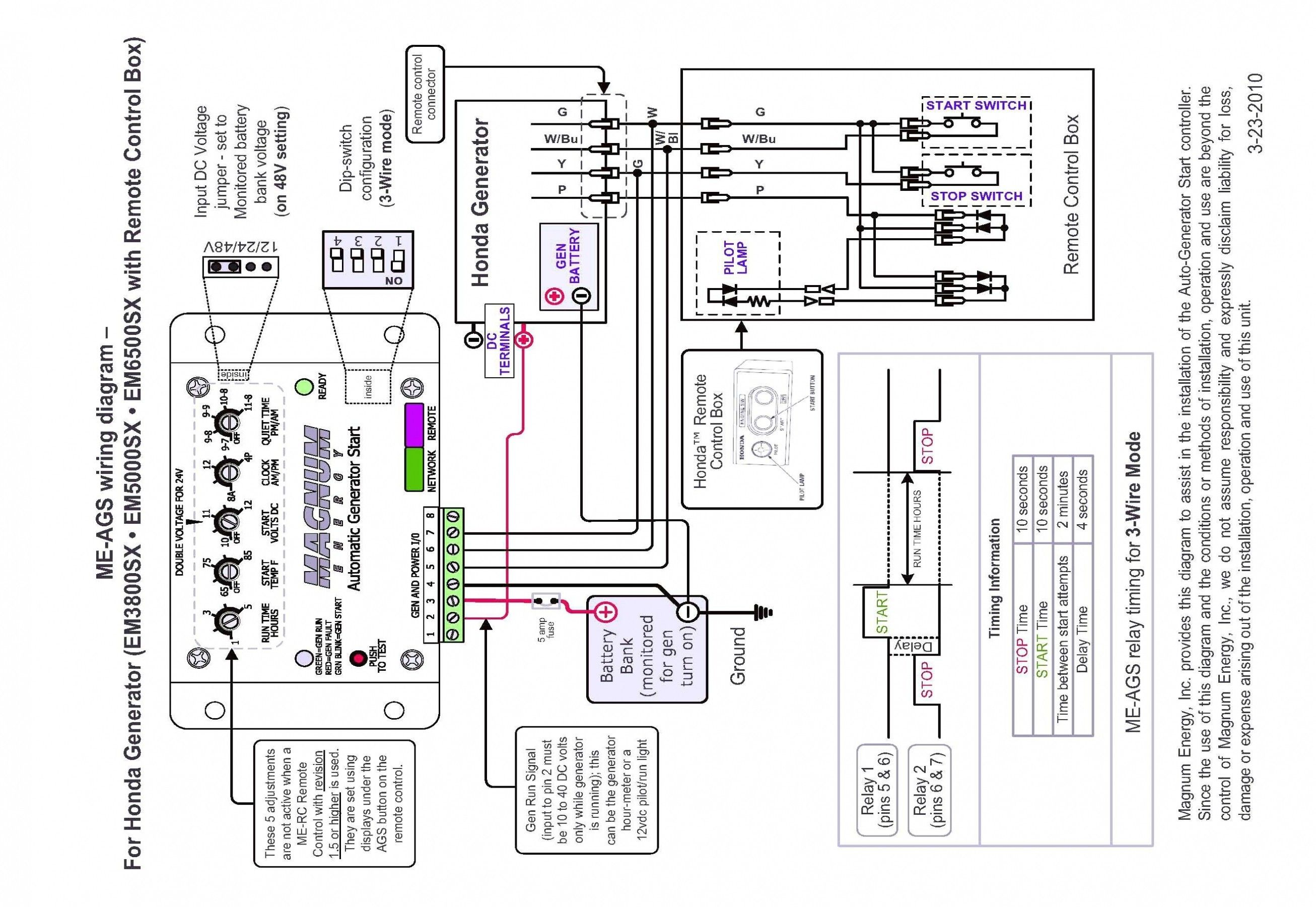 Wiring Diagram For Generator Transfer Switch