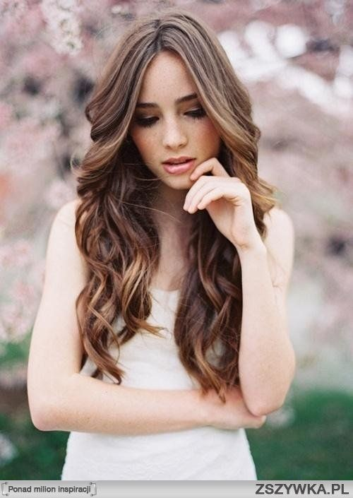 Fryzura Fale Google Search Wedding Wavy Wedding Hair Long