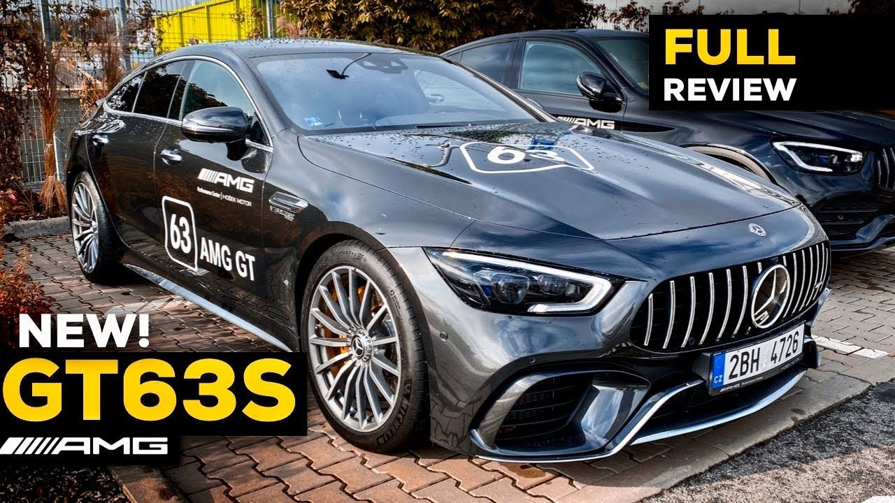 2020 Mercedes Amg Gt 4 Door Coupe New Gt63 S Full Review Brutal
