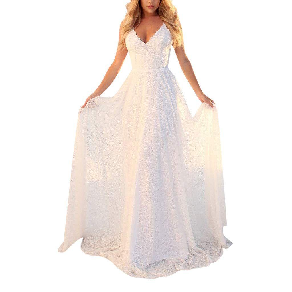 Hadudu Womens Elegant Split Sleeveless Cocktail Clubwear Dress