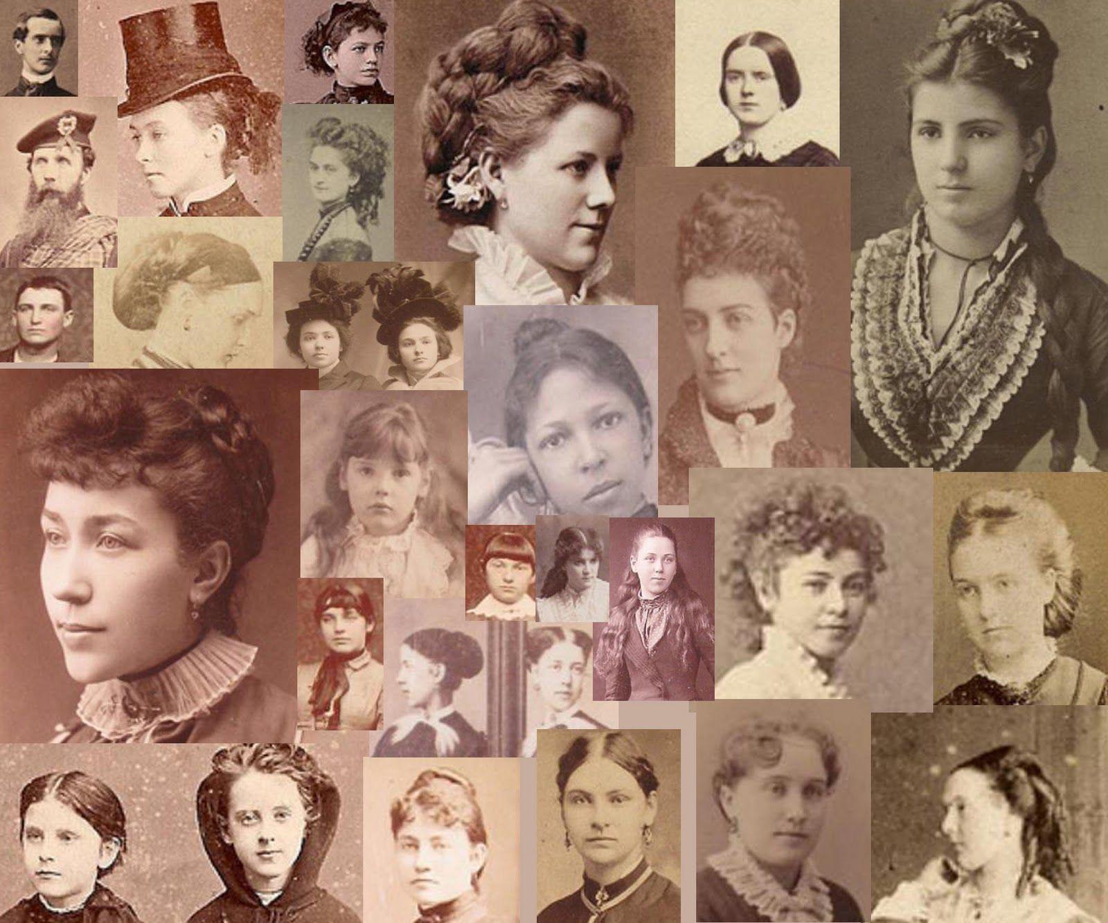 Victorian Nonsense Victorian Hairstyles tutorial