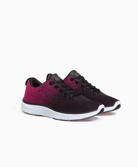 Zapatillas deportivas de mujer - Rebajas de Invierno | Oysho ...