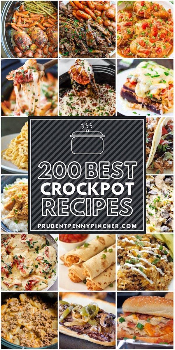 200 Best Crock Pot Recipes images