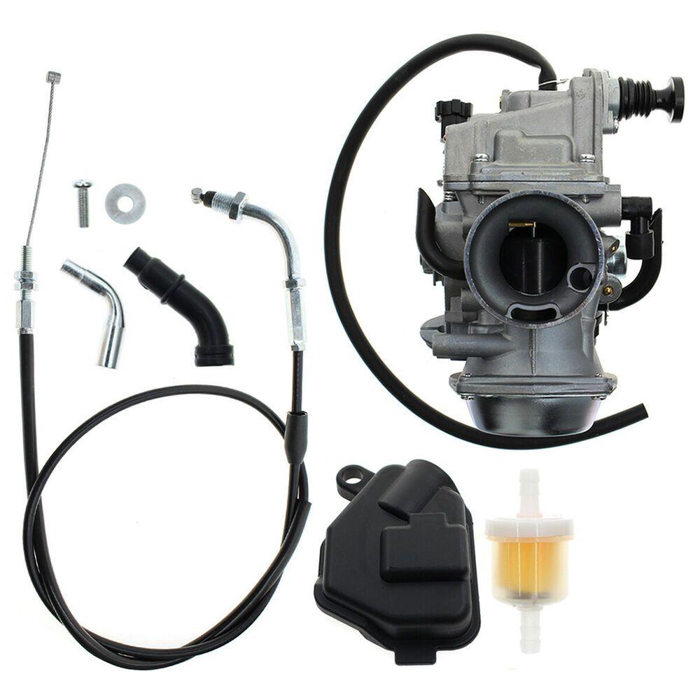 Carburetor /& Throttle Cable For Honda Foreman 400 450 FourTrax 250 300 350
