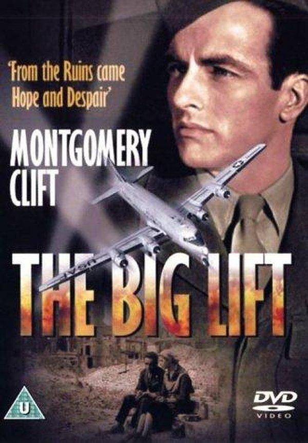Image result for the big lift 1950 movie