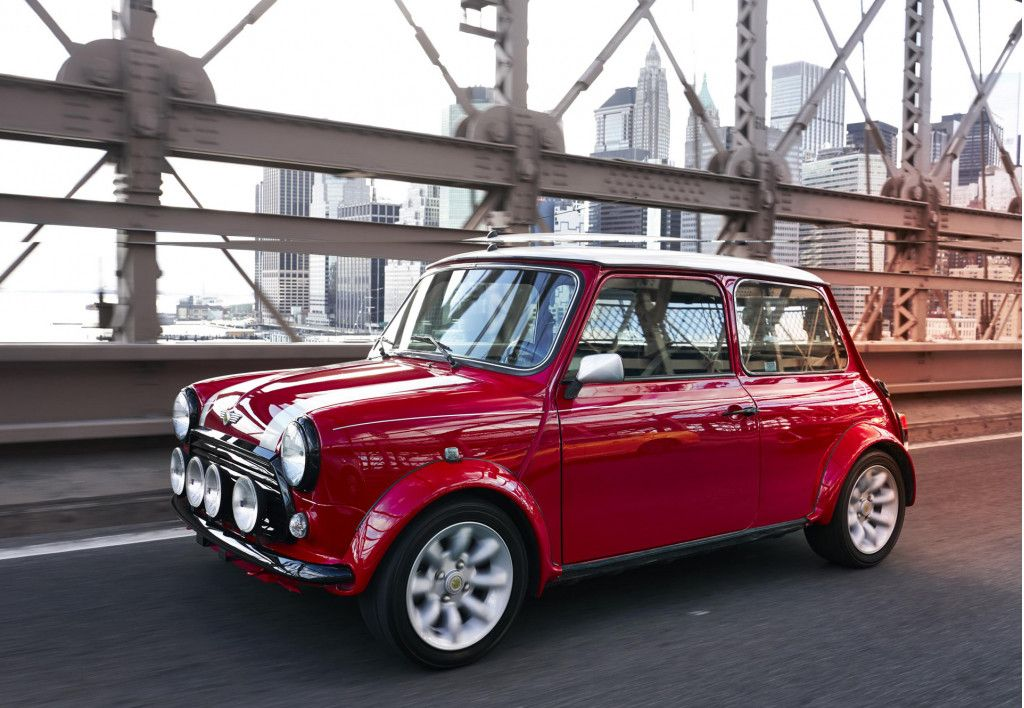 Mini Didnt Have A New Car To Present At The 2018 New York Auto Show