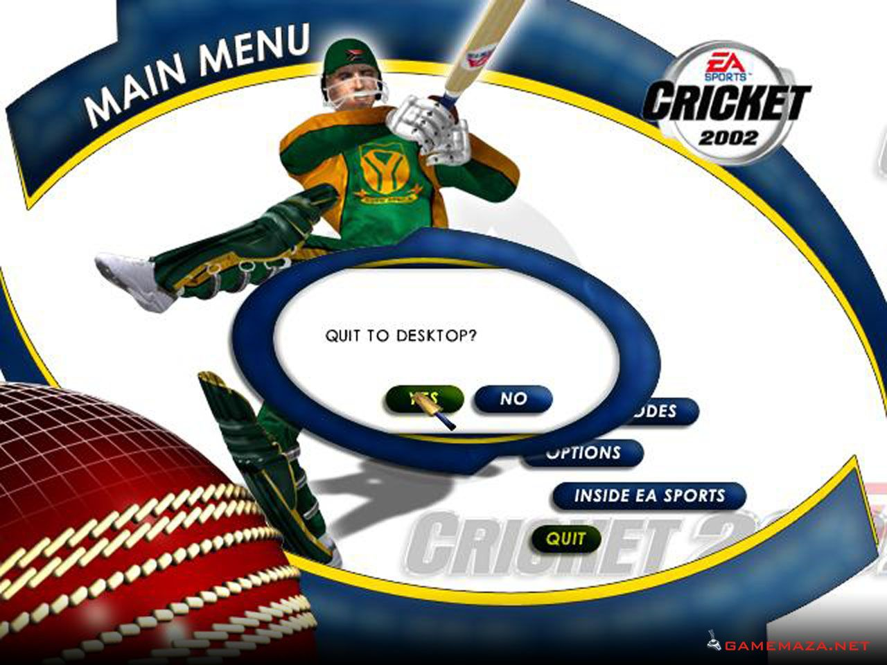 EA Sports Cricket 2002 Free Download (With images