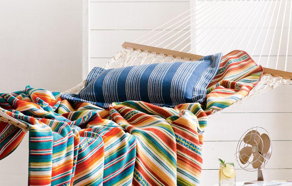 Wegdromen in heerlijke hangmatten of hangstoelen loungen