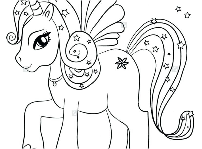 The Ideal Pics Printable Unicorn Coloring Pages Awesome Unicorn Coloring Page Elegant Unicorn Co Unicorn Coloring Pages Love Coloring Pages Cute Coloring Pages