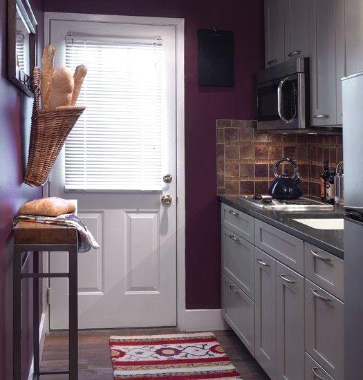 Purple Kitchen Countertop Design Ideas ~ Best purple kitchen decor ideas on pinterest