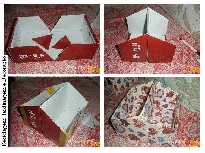 Caja para correspondencia