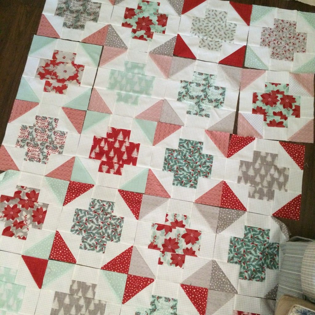 winterberry quilt 6