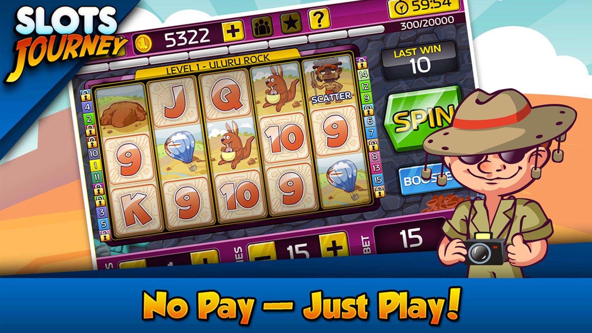 Slots Journey Games