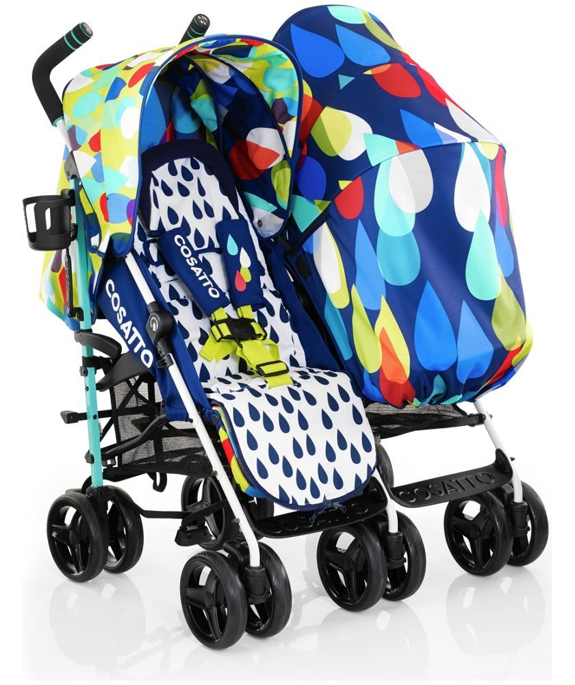 Cosatto Silla De Paseo Buy Cosatto To Fro Duo Twin Stroller Pitter Patter At Argos Co