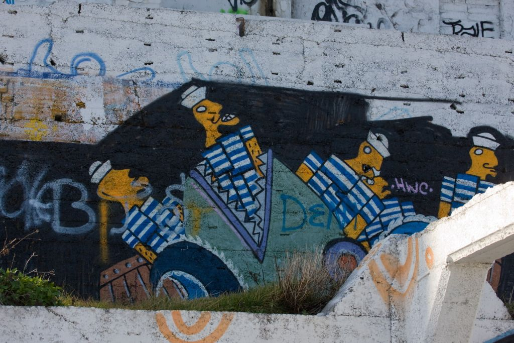 KILLINEY GRAFFITI - COUNTY DUBLIN -  #infomatique