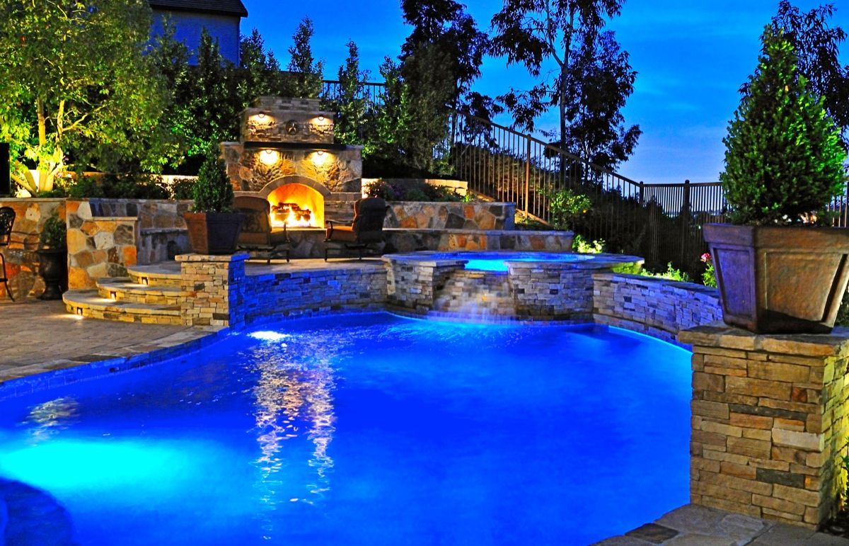 15 Amazing Backyard Pool Ideas Backyard Pool Designs Backyard