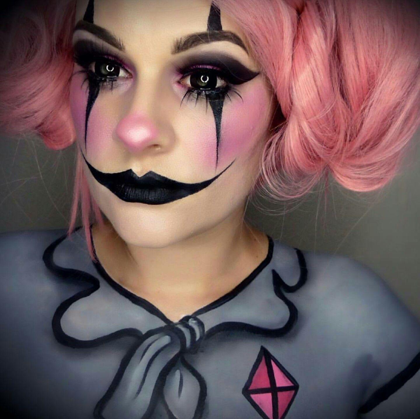 Pin by HomeAromas on Halloween ) Halloween makeup