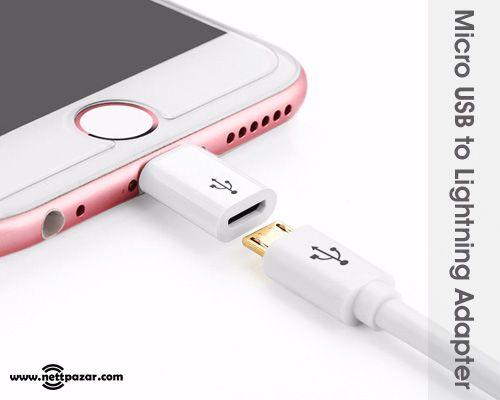Micro USB iPhone Çevirici