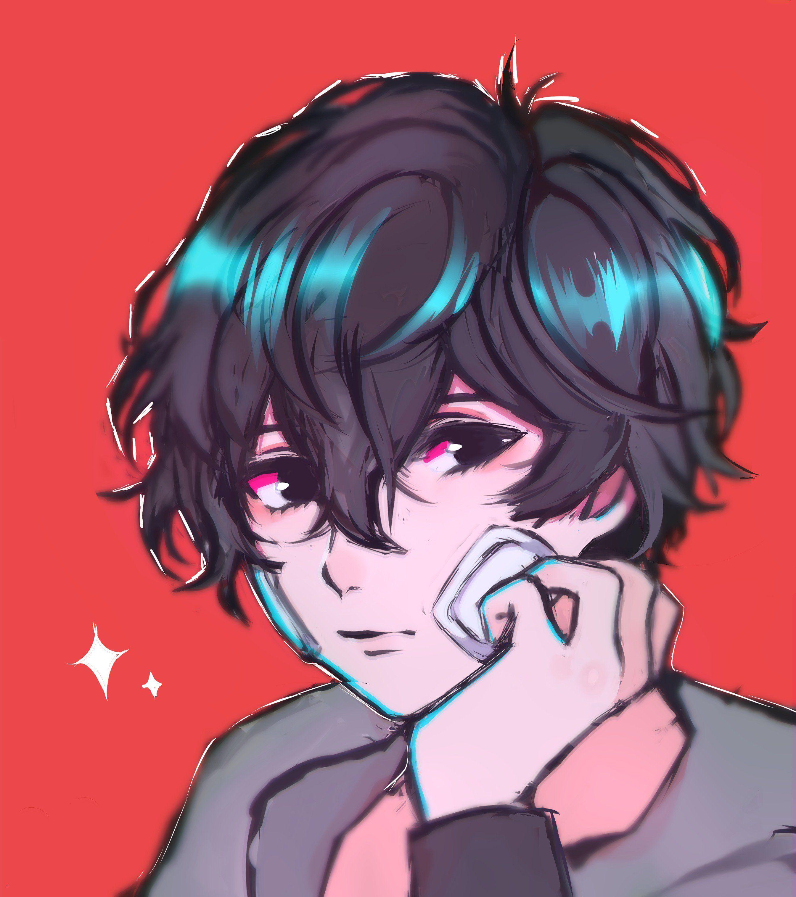 V On Twitter Akira Kurusu Persona 5 Joker Akira