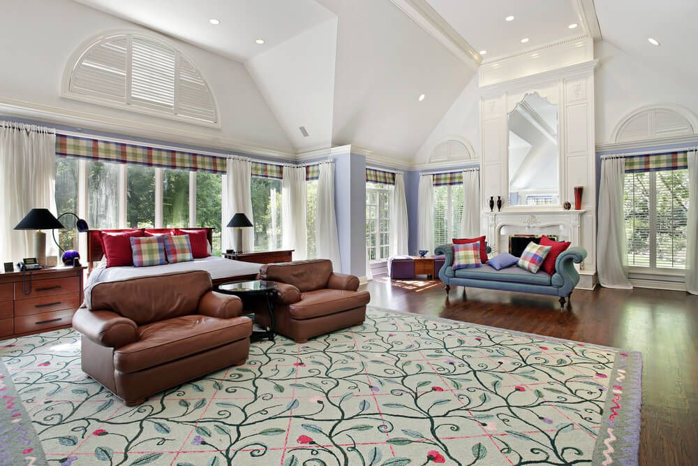 138+ Luxury Master Bedroom Designs & Ideas (Photos)   Luxury ...