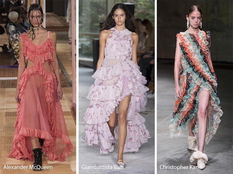 Spring/ Summer 2018 Fashion Trends