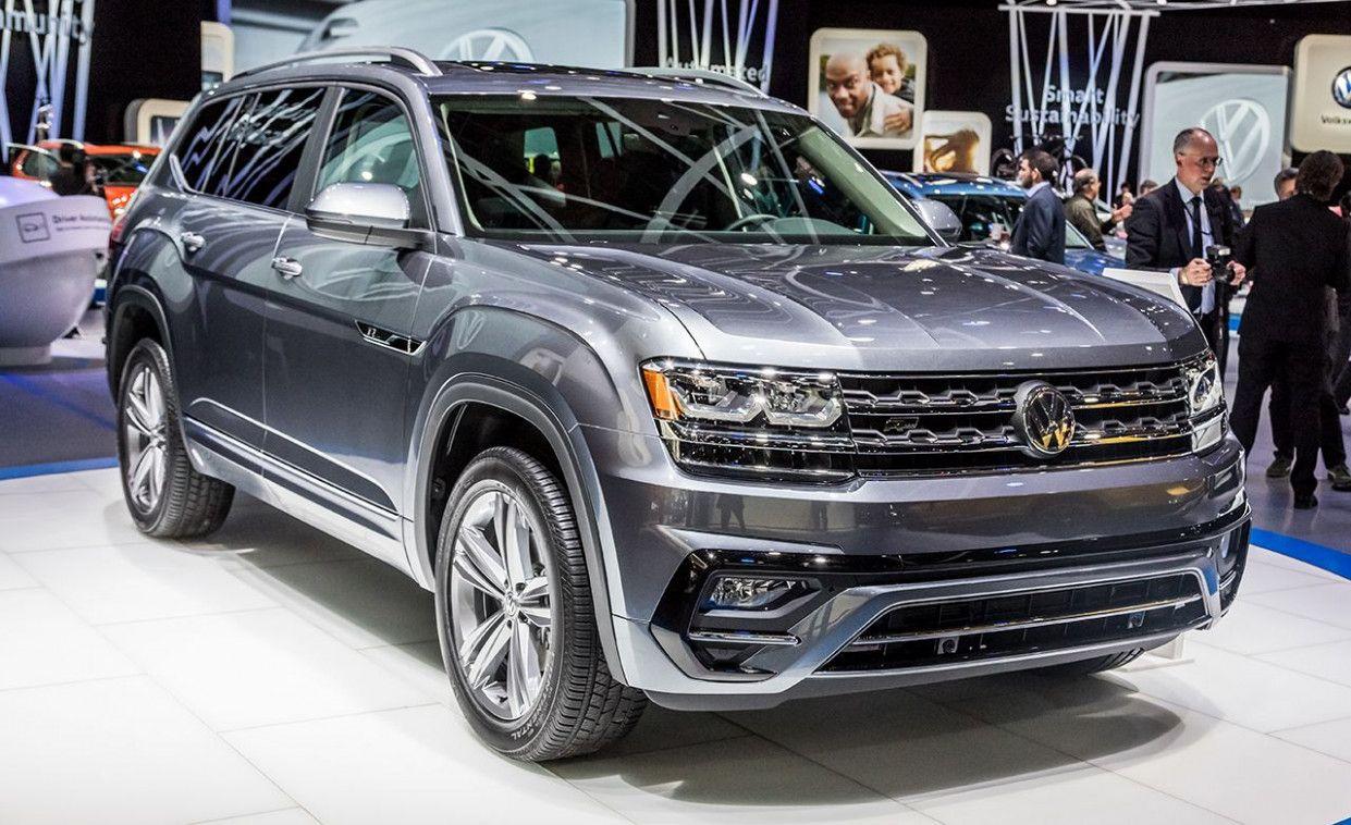 2020 Volkswagen Atlas R Line Redesign And Concept Volkswagen Passat Volkswagen Best Suv Cars