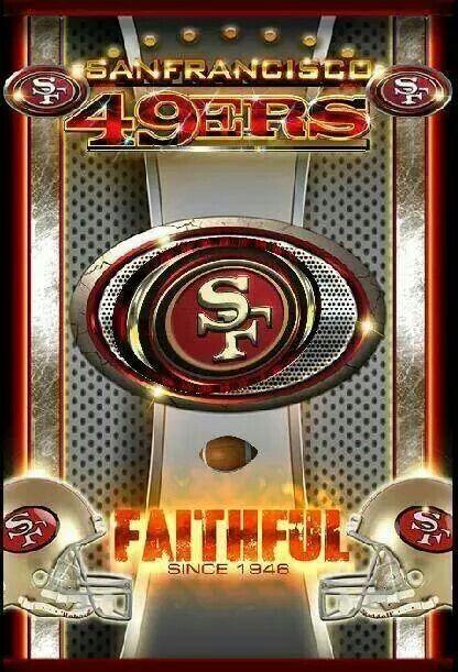 Niner Faithful Sf 49ers Nfl 49ers