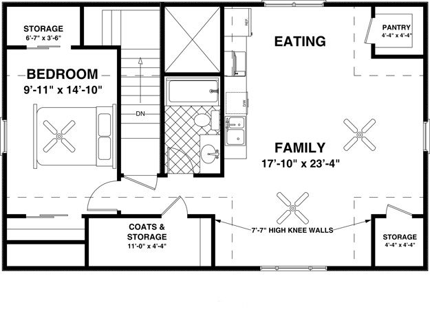 Superior Barn Floor Plans With Living Quarters