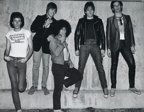 The Dictators (Faster and Louder)