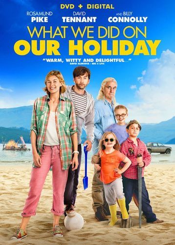 What We Did on Our Holiday [DVD] [2014]