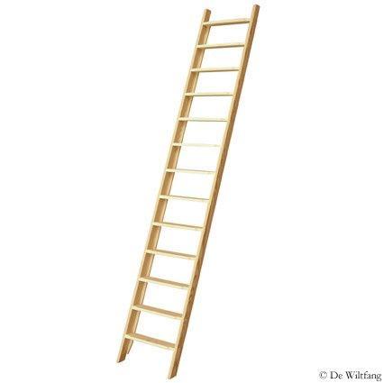 De Wiltfang Zoldertrappen hout - Ladders en trappen - De Wiltfang