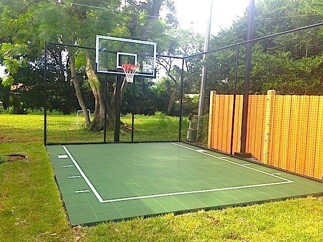 Winter Park 15'x10' Sport Court   Basketball court ...