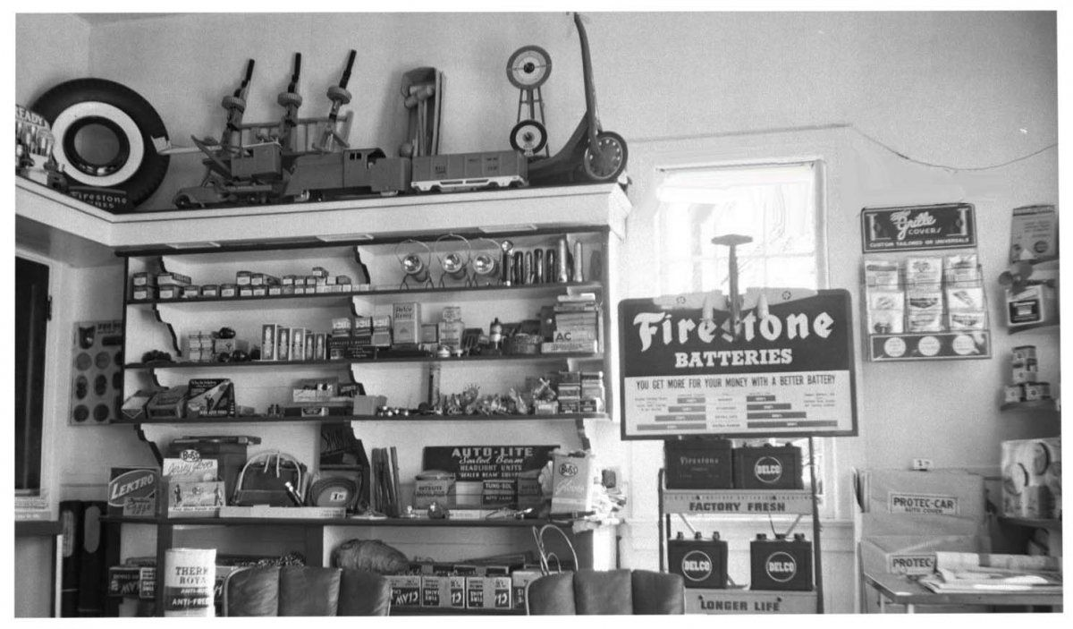 History As They Were... (With images) Old gas stations