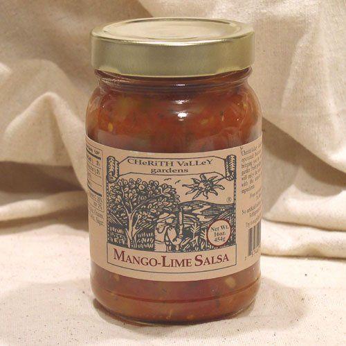801ee13607f91a21cedebdfa01c75a56 - Cherith Valley Gardens Mango Lime Salsa