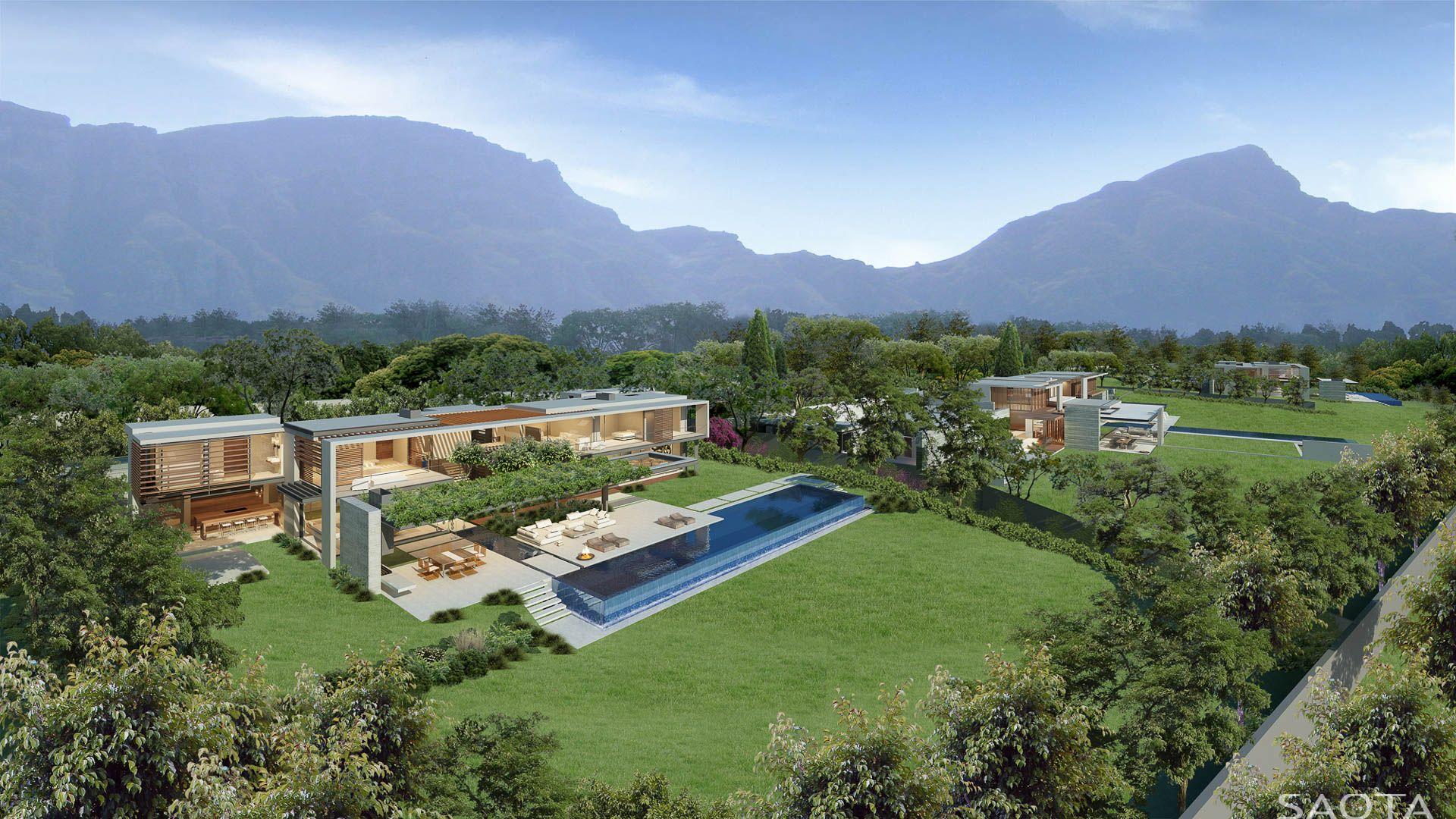 ZA UPPER PRIMROSE - SAOTA Architecture and Design
