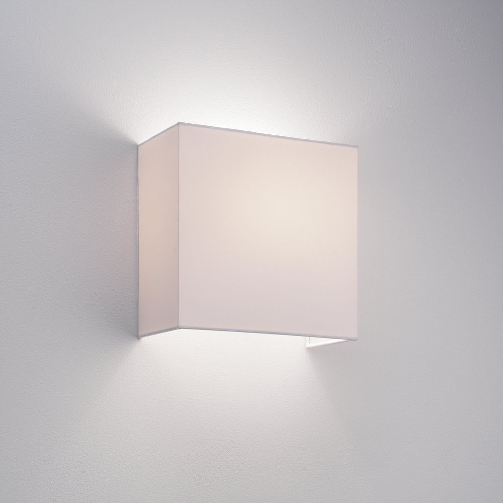Surprising White Indoor Wall Lighting Boxes Simple Astro ...