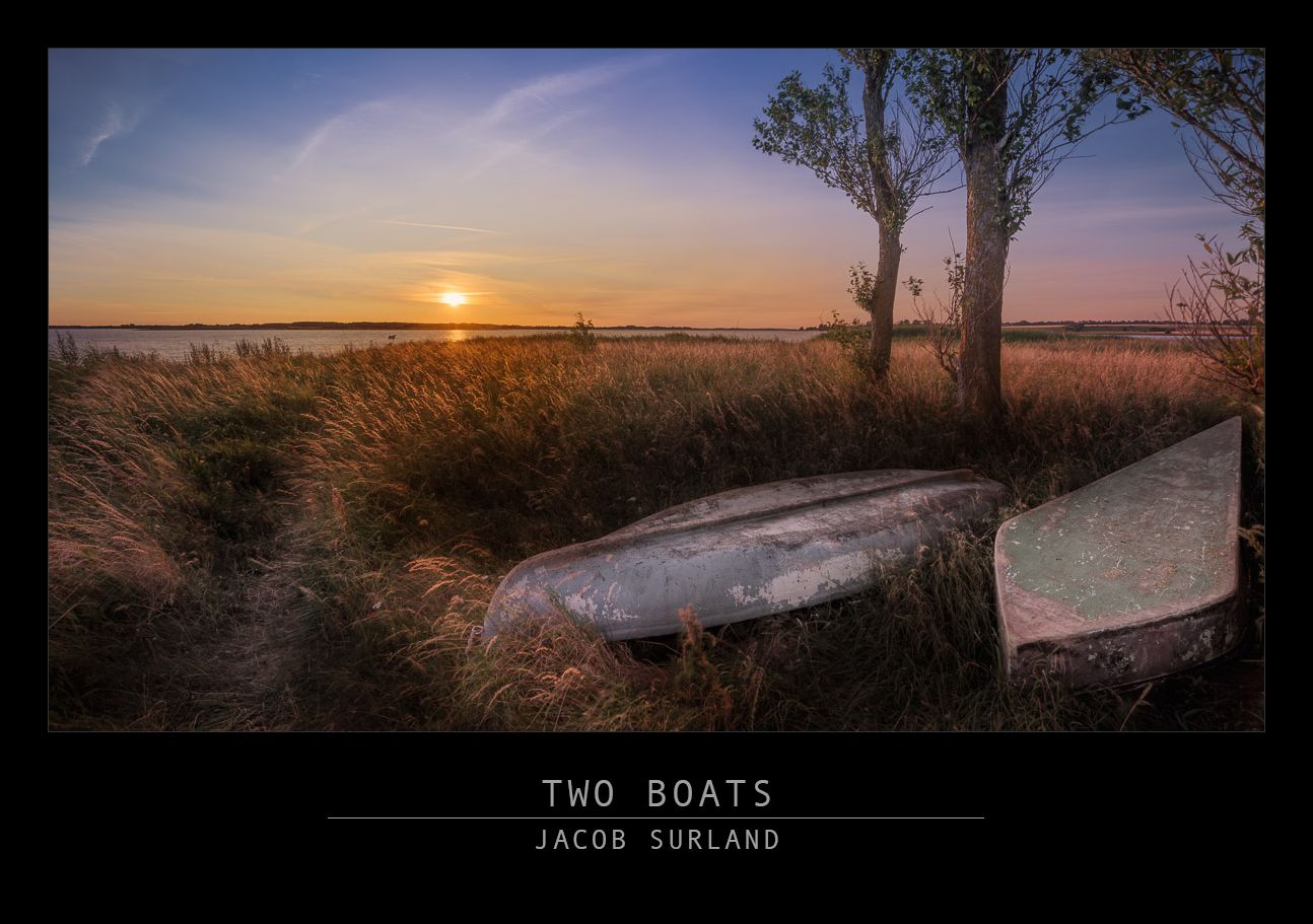 Along the fiord of Roskilde you come by old small boats lying, and you wonder if they evere go sailing anymore.  --Jacob Surland Easy to read and understand tutorials on www.caughtinpixels.com  Art sale as limited prints. Photo by Jacob Surland, Licensed Creative Commons non-commercial v4.0. No Derivative Work. Protected by Pixsy.com.