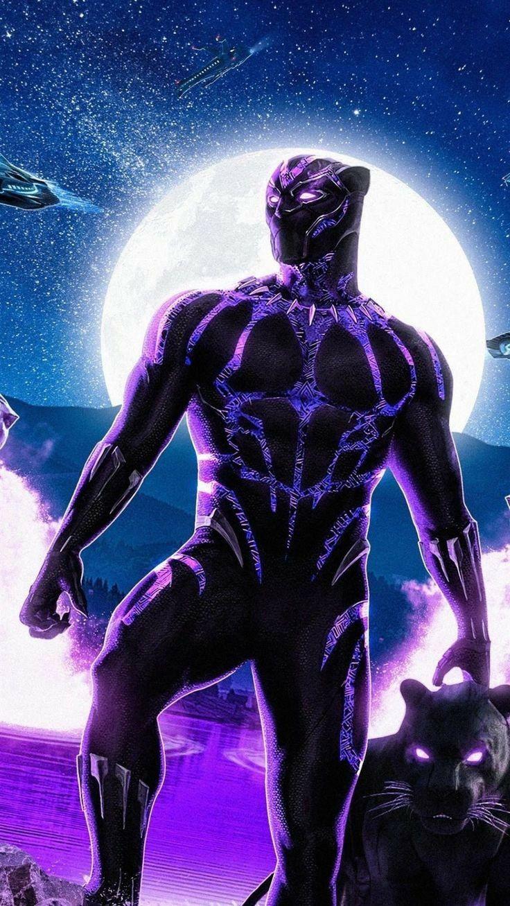 Black Panther/RWBY crossover