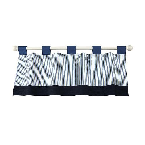 Nautica Kids Brody Window Valance Crown Craft Babies