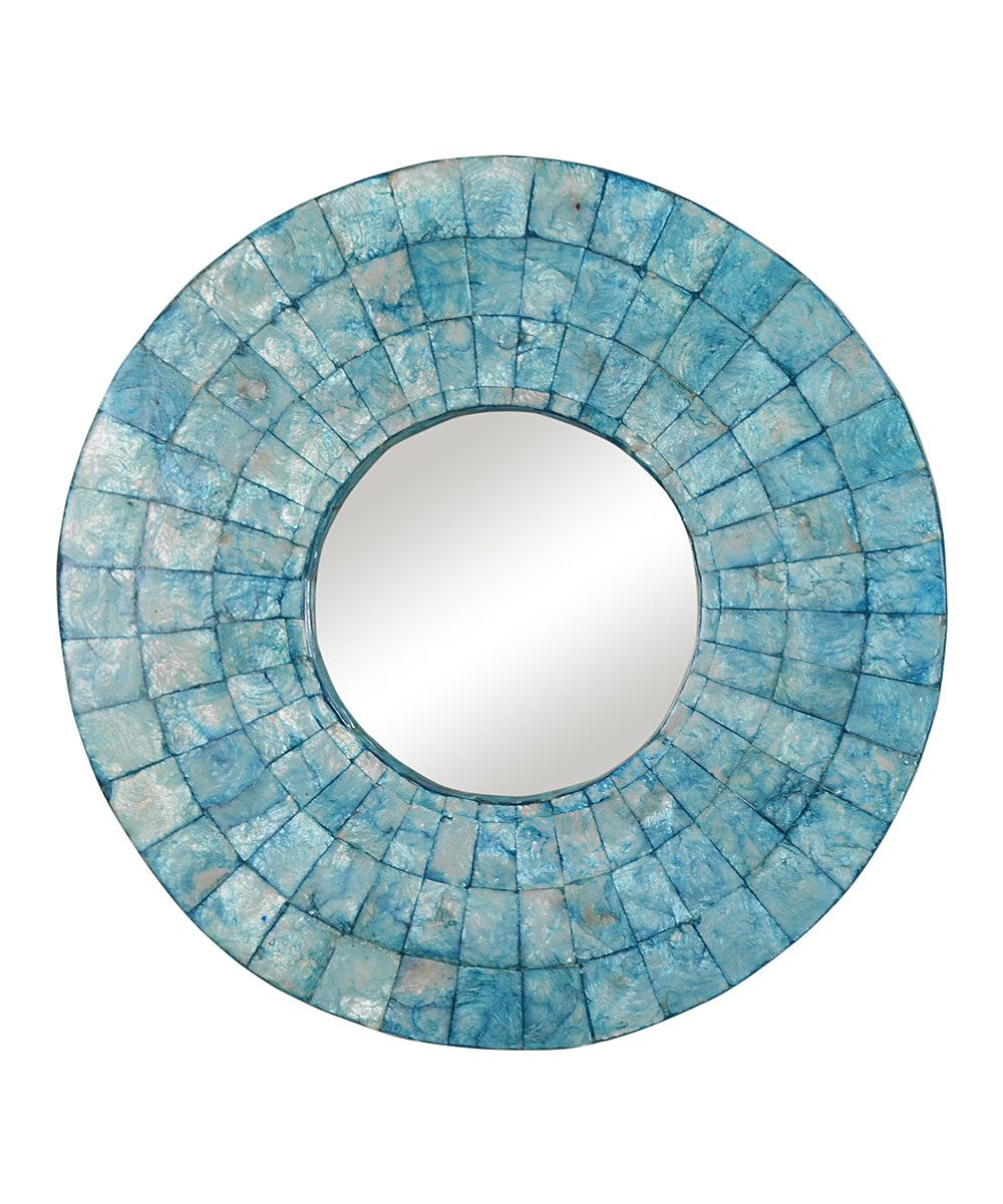 Look at this Cameron Round Mirror on #zulily today!