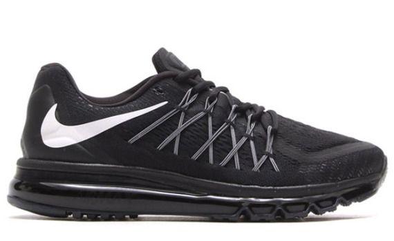 Pin by DAWGE93 on sneakerhead | Nike air max, All black