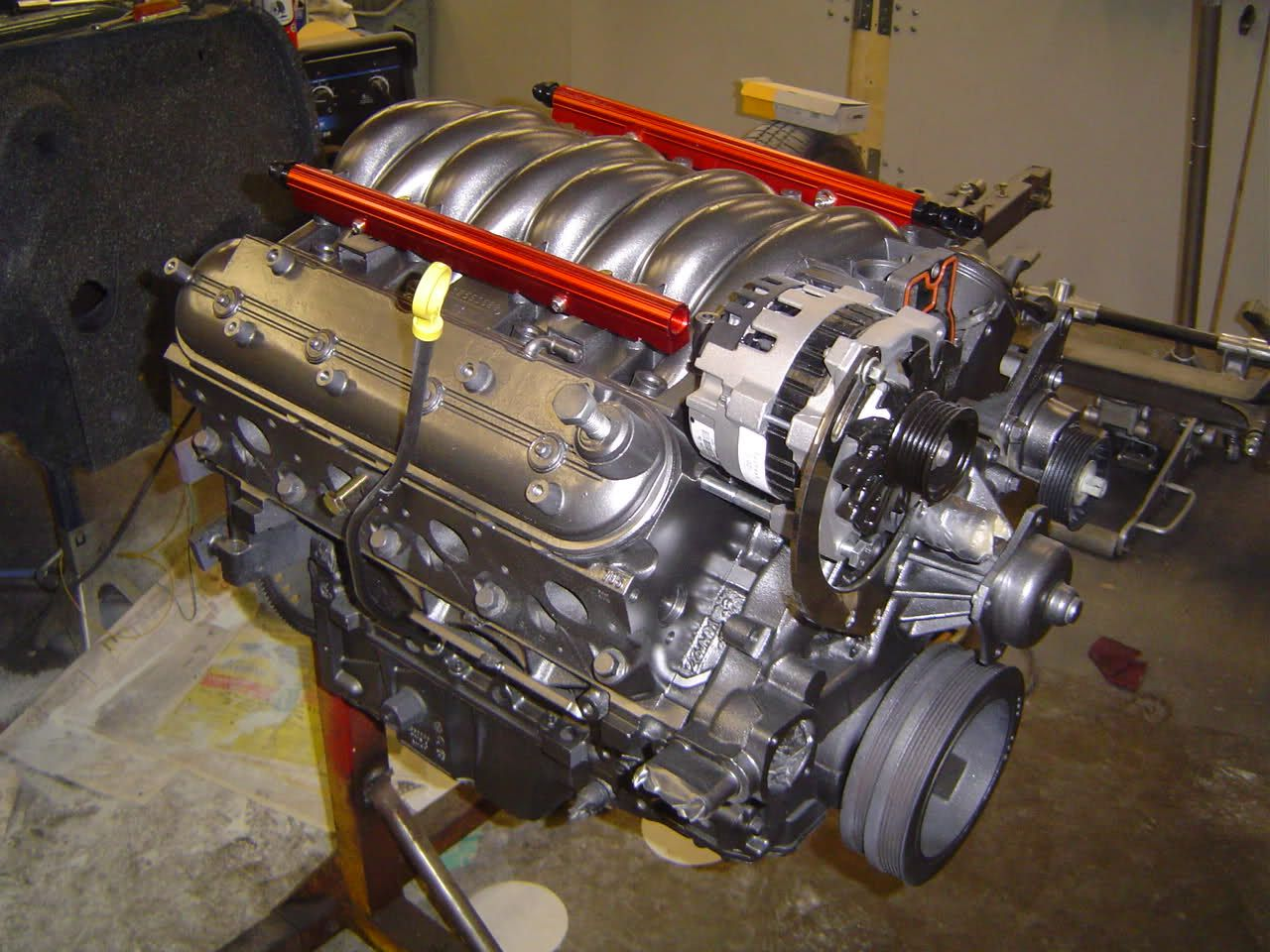 Chevy 350 Ls 5 3 swap - Bing Images   Interiors and Engine