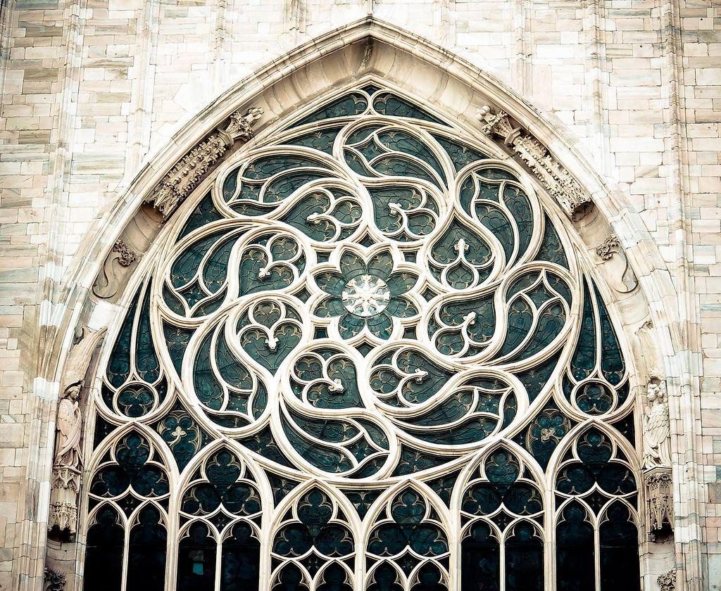 Duomos Gothic Window