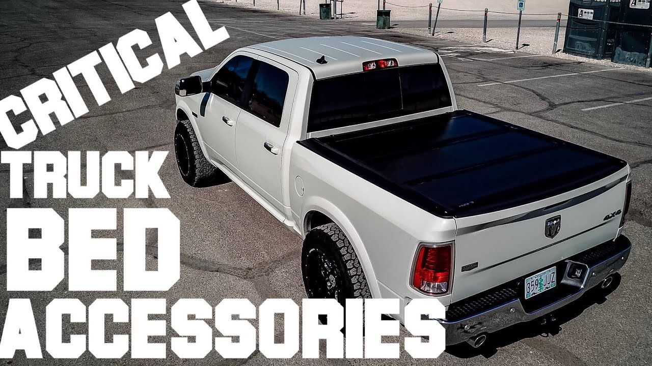 The 3 Truck Bed Accessories You Need Bedrug Undercover Ultra