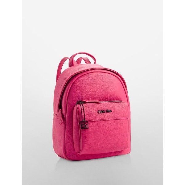foto de Calvin Klein Women's Hailey City Backpack ($120) ❤ liked on ...
